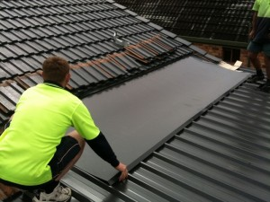 Metal Roofing Repairs Flashing Replacement