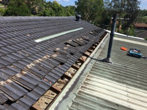 Patio Roofing Mistake