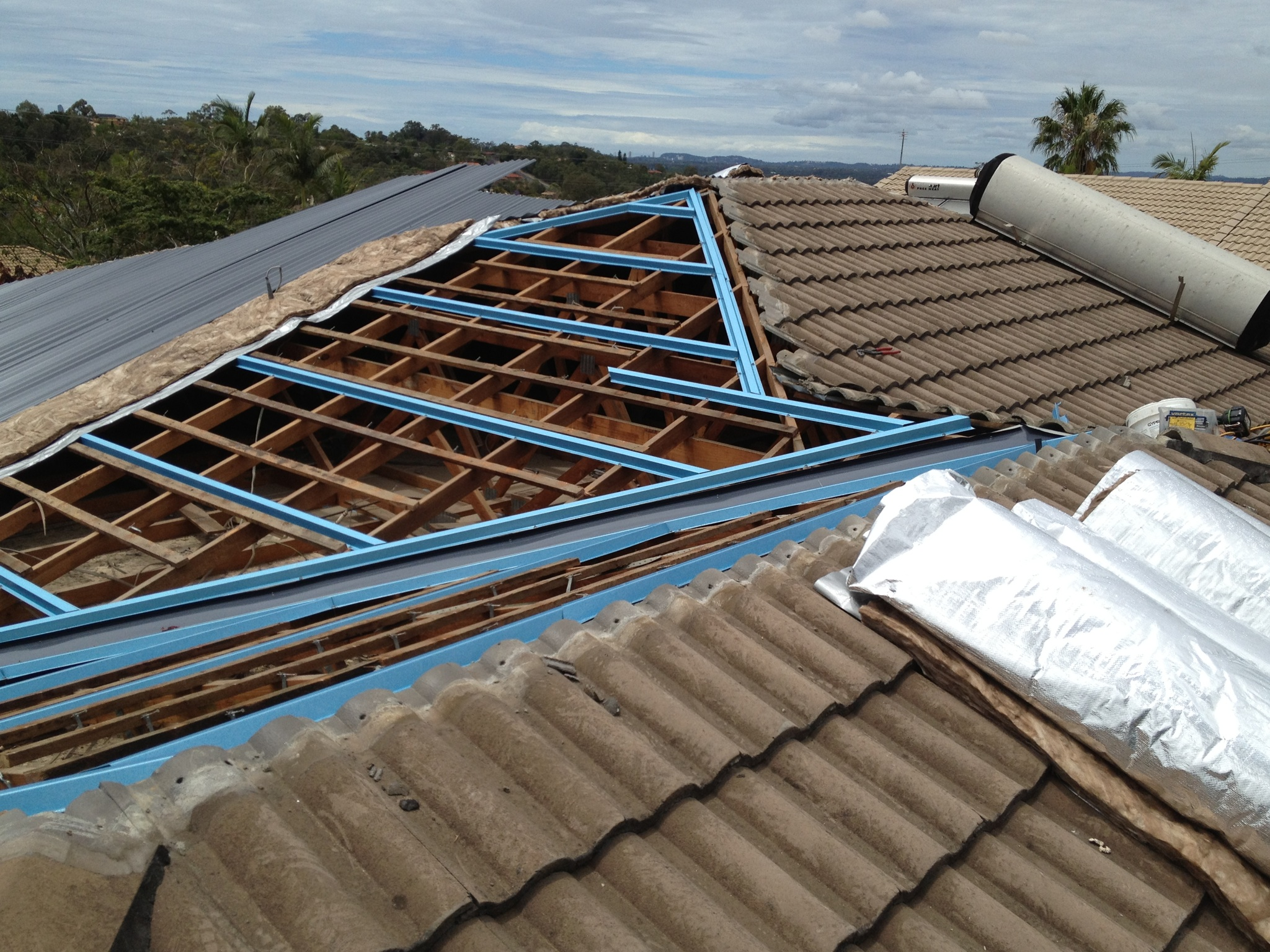 Iron Roof Amp Corrugated Iron Roofing And Siding 0900253 Sc
