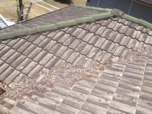 Roof Repairs Blocked Valleys